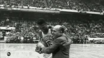 NBA Voices TV Spot, 'ABC: Bill Russell' Featuring Doc Rivers - Thumbnail 6