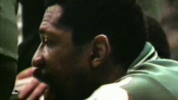 NBA Voices TV Spot, 'ABC: Bill Russell' Featuring Doc Rivers - Thumbnail 7