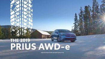 2019 Toyota Prius AWD-e TV Spot, 'More Traction' [T1] - Thumbnail 2