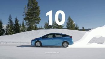 2019 Toyota Prius AWD-e TV Spot, 'More Traction' [T1] - Thumbnail 6
