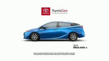 2019 Toyota Prius AWD-e TV Spot, 'More Traction' [T1] - Thumbnail 8