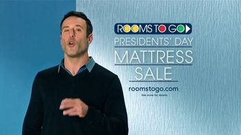 Rooms to Go Presidents' Day Mattress Sale TV Spot, 'Choose Your Perfect Set' - Thumbnail 10