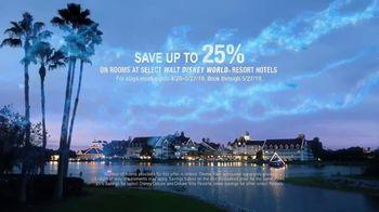 Disney World TV Spot, 'Magical: Up to 25 Percent' - Thumbnail 9