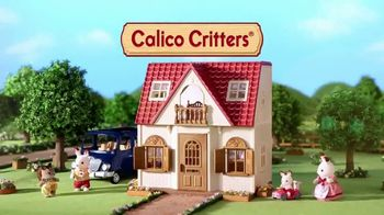 Calico Critters Red Roof Cozy Cottage TV Spot, 'Baby Carry Cases' - Thumbnail 1