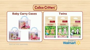 Calico Critters Red Roof Cozy Cottage Tv Commercial Baby