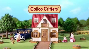 Calico Critters Red Roof Cozy Cottage TV Spot, 'Baby Carry Cases' - Thumbnail 2