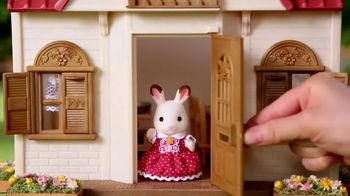 Calico Critters Red Roof Cozy Cottage TV Spot, 'Baby Carry Cases' - Thumbnail 3