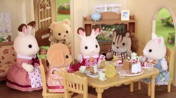 Calico Critters Red Roof Cozy Cottage TV Spot, 'Baby Carry Cases' - Thumbnail 4
