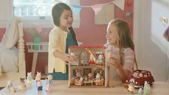 Calico Critters Red Roof Cozy Cottage TV Spot, 'Baby Carry Cases' - Thumbnail 7