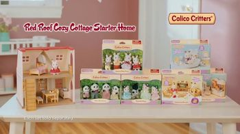 Calico Critters Red Roof Cozy Cottage TV Spot, 'Baby Carry Cases' - Thumbnail 8