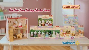 Calico Critters Red Roof Cozy Cottage TV Spot, 'Baby Carry Cases' - Thumbnail 9
