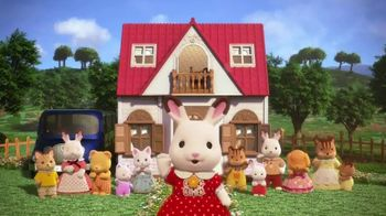 Calico Critters Red Roof Cozy Cottage TV Spot, 'Baby Carry Cases'