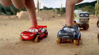 Disney Pixar Cars TV Spot, 'XRS Mud Racers' - Thumbnail 2