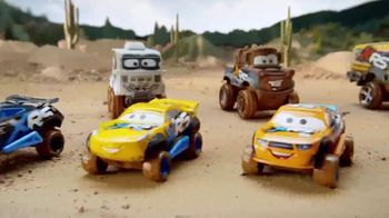 Disney Pixar Cars TV Spot, 'XRS Mud Racers' - Thumbnail 3
