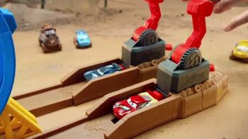 Disney Pixar Cars TV Spot, 'XRS Mud Racers' - Thumbnail 5