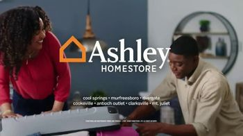 Ashley HomeStore Anniversary Sale TV Spot, 'Final Weekend: Four Days Only' Song by Midnight Riot - Thumbnail 9