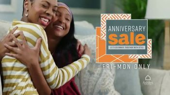Ashley HomeStore Anniversary Sale TV Spot, 'Final Weekend: Four Days Only' Song by Midnight Riot - Thumbnail 3