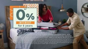 Ashley HomeStore Anniversary Sale TV Spot, 'Final Weekend: Four Days Only' Song by Midnight Riot - Thumbnail 5