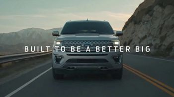 Ford Expedition TV Spot, 'Better Big' [T1] - Thumbnail 8