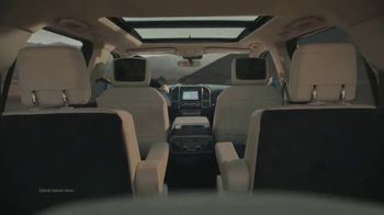 Ford Expedition TV Spot, 'Better Big' [T1] - Thumbnail 4