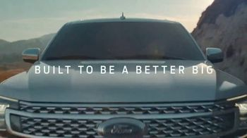 Ford Expedition TV Spot, 'Better Big' [T1] - Thumbnail 7