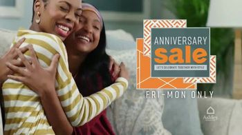 Ashley HomeStore Anniversary Sale TV Spot, 'Final Weekend' Song by Midnight Riot - Thumbnail 3