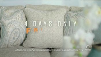 Ashley HomeStore Anniversary Sale TV Spot, 'Final Weekend' Song by Midnight Riot - Thumbnail 4