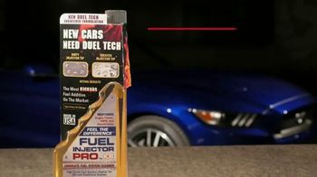 Gold Eagle 104+ Fuel Injector Pro TV Spot, 'Hybrid Technology'