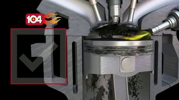 Gold Eagle 104+ Fuel Injector Pro TV Spot, 'Hybrid Technology' - Thumbnail 4