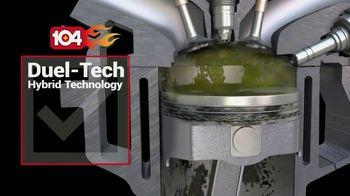 Gold Eagle 104+ Fuel Injector Pro TV Spot, 'Hybrid Technology' - Thumbnail 5