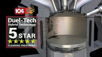 Gold Eagle 104+ Fuel Injector Pro TV Spot, 'Hybrid Technology' - Thumbnail 6