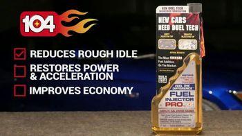 Gold Eagle 104+ Fuel Injector Pro TV Spot, 'Hybrid Technology' - Thumbnail 7