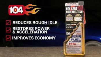 Gold Eagle 104+ Fuel Injector Pro TV Spot, 'Hybrid Technology' - Thumbnail 8