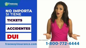 Freeway Insurance TV Spot, \'Piénselo otra vez\' [Spanish]