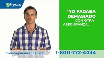 Freeway Insurance TV Spot, 'Piénselo otra vez' [Spanish] - Thumbnail 3