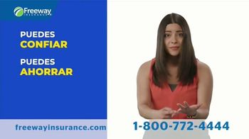Freeway Insurance TV Spot, 'Piénselo otra vez' [Spanish] - Thumbnail 4