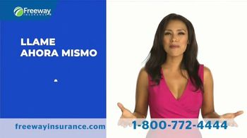 Freeway Insurance TV Spot, 'Piénselo otra vez' [Spanish] - Thumbnail 6
