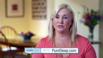 PureSleep TV Spot, 'Bad Snoring' - Thumbnail 5