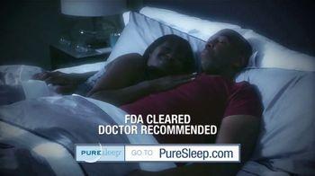 PureSleep TV Spot, 'Bad Snoring' - Thumbnail 6