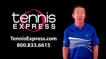 Tennis Express TV Spot, '24/7 Phone Support and Live Chat' - Thumbnail 7