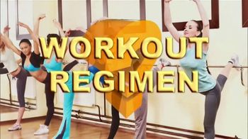 Usana TV Spot, 'Dr. Oz: Workout Regimen'