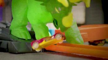 Hot Wheels City Smashin' Triceratops TV Spot, 'Give It all You Got' - Thumbnail 5