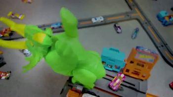Hot Wheels City Smashin' Triceratops TV Spot, 'Give It all You Got' - Thumbnail 7