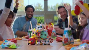 McDonald's Happy Meal TV Spot, 'Teeny Teeny TY: Birthday' - Thumbnail 5