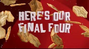 Ritz Crackers Crisp & Thins TV Spot, 'Final Four' - Thumbnail 6