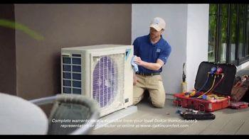 Daikin TV Spot, 'From Hot to Cold' - Thumbnail 7