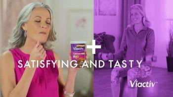 Viactiv Calcium TV Spot, 'Tasty & Healthy' - Thumbnail 6