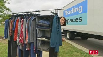 Stitch Fix TV Spot, 'TLC Channel: Trading Spaces: Wardrobe Renovation' Featuring Paige Davis - Thumbnail 1