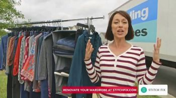 Stitch Fix TV Spot, 'TLC Channel: Trading Spaces: Wardrobe Renovation' Featuring Paige Davis - Thumbnail 4