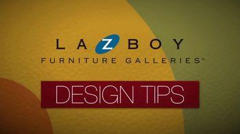 La-Z-Boy TV Spot, 'Design Tips: Accessory or Art' - Thumbnail 2